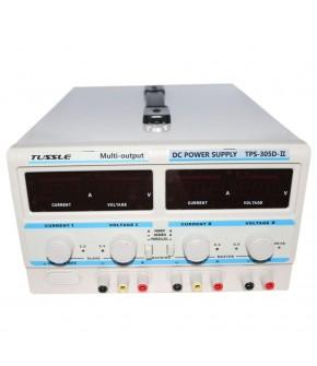 Tussle Tps-305D-II 0-30v 0-60v 5A Çift Çıkışlı Ayarlı Güç Kaynağı