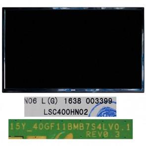 TV PANEL 40 057D40-KN1 LSC400HN02 40N06-L-DPX1F1 15Y_40GF11BMB7S4LV0.1 KONKA PANEL