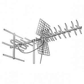 UHF VHF ÇATI ANTENİ GES 30