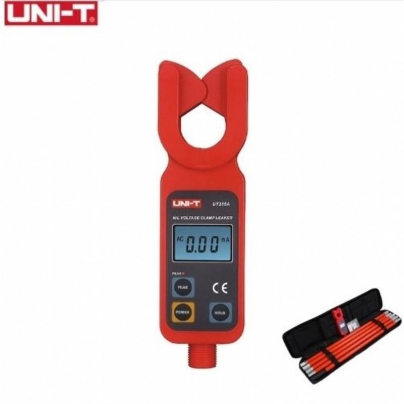 Unit UT 255A Yüksek Gerilim Kelepçe Pensampermetre