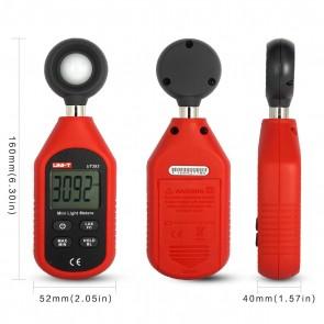 Unit UT383 Mini Işık Ölçüm Cihazı Lüksmetre