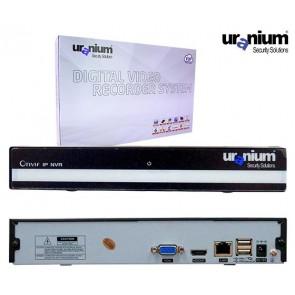 URANIUM UR-ANP2404 4 KANAL NVR KAYIT CİHAZI (1080P)
