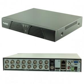 POWERMASTER AHD/ANALOG/TVI/CVI 1080N 16 KANAL DVR/XXVR KAYIT CİHAZI (XMEYE)