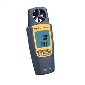 V&A 8022 Dijital Anemometre Rüzgar Hızı, Hava Debisi ve Sıcaklık Ölçer