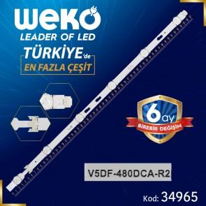 V5DF-480DCA-R2 - S_5J63_48_FL_L6_REV1.5_150108_LM41-00106R - 57.2 CM 6 LEDLİ (WK-783)