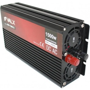 Valx 1500W 12V Power Inverter