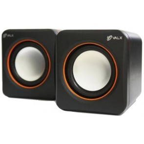 Valx Multimedya Akustik Stereo Ses Sistemi Usb 2.0
