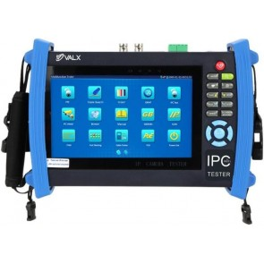 Valx Vct-1010 Ip/Ahd/Cvbs Güvenlik K. Test Cihazı