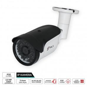 Valx VHC-3020 IP Kamera 2.0Mp Grain Solution 3.6mm With POE