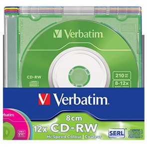 VERBATIM CD-R 8X-12X 210 MB 5Lİ PAKET