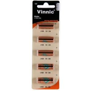 Vinnic Alkaline L1028 23A 12v Pil