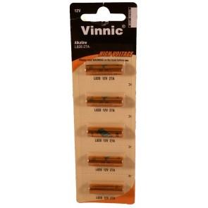Vinnic Alkaline L828 27A 12v Pil