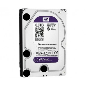 WESTERN DIGITAL PURPLE WD60PURZ 6 TB SATA 6GB/S 7/24 GÜVENLİK HARDDISK