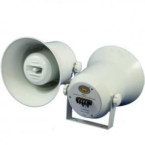 WESTSOUND FRH-4 10 CM 40 WATT IP 65 TRAFOSUZ PLASTİK HORN HOPARLÖR
