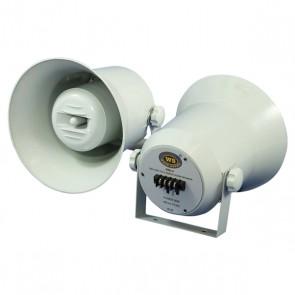 WESTSOUND FRH-4TR 10 CM 40 WATT 100V IP65 TRAFOLU PLASTİK HORN HOPARLÖR