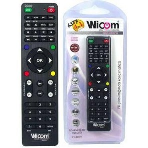 Wicom Consept W-43 8/1 Learning Sistem