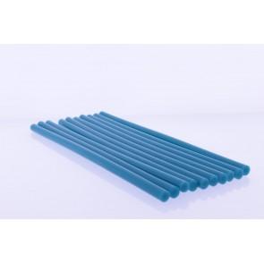 Winnboss Sıcak Silikon Mum Çubuk Mavi - Kalın 11x300mm 10*lu Paket