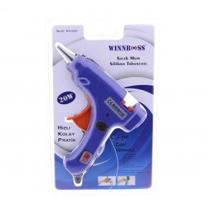 Winnboss WN-1022M 20 Watt Sıcak Silikon Tabancası On/Off Switch