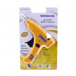 Winnboss WN-1022S 20 Watt Sıcak Silikon Tabancası On/Off Switch