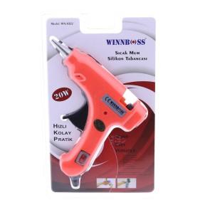 Winnboss WN-1022T 20 Watt Sıcak Silikon Tabancası On/Off Switch