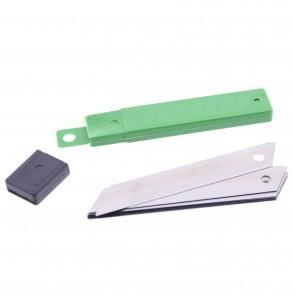 Winnboss WN-1023 Maket Bıçağı Yedek Ağzı Büyük 18x0.40mm (10 Adet)