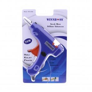 Winnboss WN-1098M 20 Watt Sıcak Silikon Tabancası
