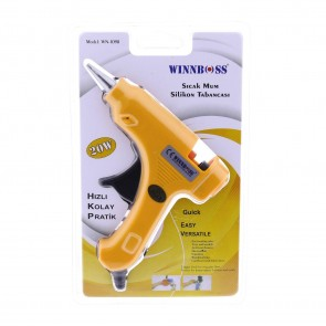 Winnboss WN-1098S 20 Watt Sıcak Silikon Tabancası
