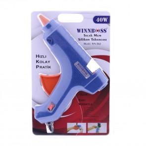 Winnboss Wn-1162M 40 Watt Sıcak Mum Silikon Tabancası On/Off Swictch