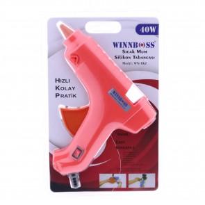 Winnboss Wn-1162T 40 Watt Sıcak Mum Silikon Tabancası On/Off Switch