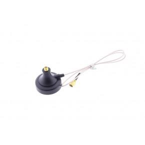 Wireless SMA Anten Mıknatıs Tutucu Uzatma Kablosu 50cm MT-809 Kaliteli