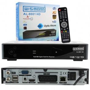 BOTECH BC-8001 HD KASALI IP TV UYDU ALICISI TKGSLİ (WİFİ*3G*KART GİRİŞLİ)
