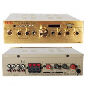 YATAO YT-338USB BLUETOOTH+USB UK TRAFOSUZ MİNİ ANFİ