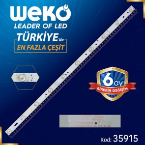 ZDCX32D10-ZC21F-02 CX315M09 303CX320035 10 LEDLİ 59.90 CM